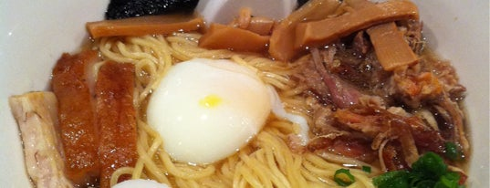 Guide to noodles in New York