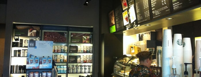 Starbucks is one of The 15 Best Places for Tofu in Plano.
