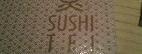 Sushi Tei is one of Bandung Tourism: Parijs Van Java.