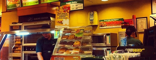 Subway is one of SG Eating Places.