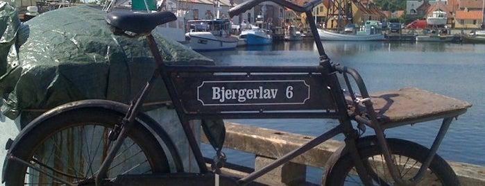 Dragør Havn is one of Copenhagen #4sqCities.