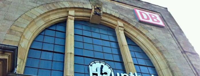 Mönchengladbach Hauptbahnhof is one of Bahnhöfe DB.