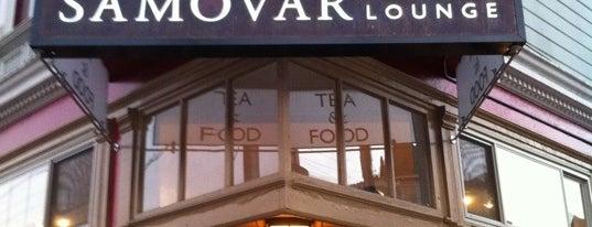 Samovar Tea Lounge is one of Travel List.
