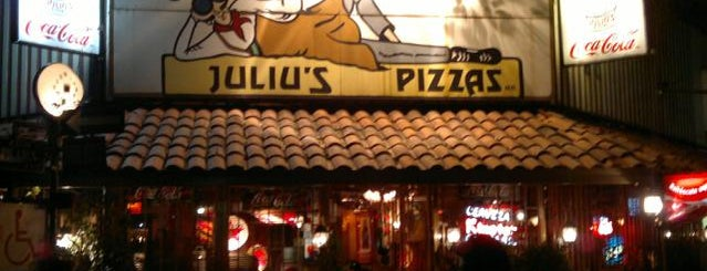 Juliu's Pizza is one of All-time favorites in Mexico.