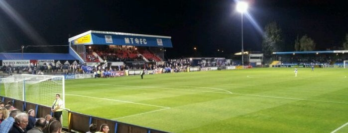 Moss Rose Stadium is one of Summer Events To Visit....