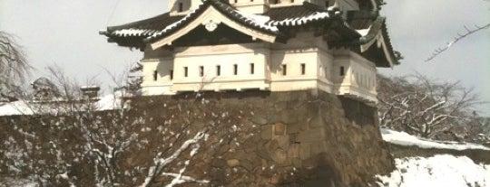 Hirosaki Castle is one of Jpn_Museums2.