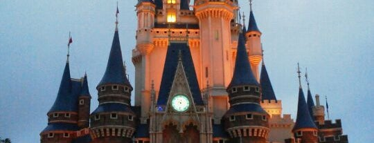 Tokyo Disneyland is one of Best of World Edition part 1.