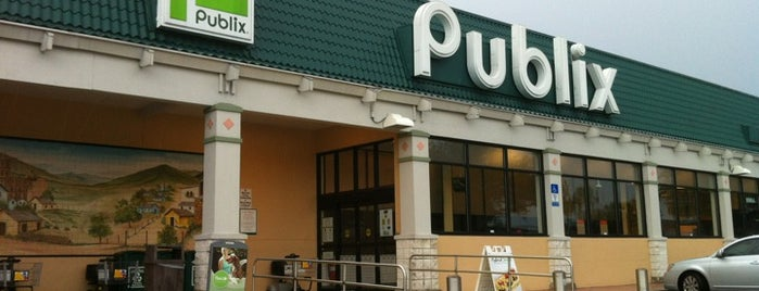 Publix is one of Favorites.