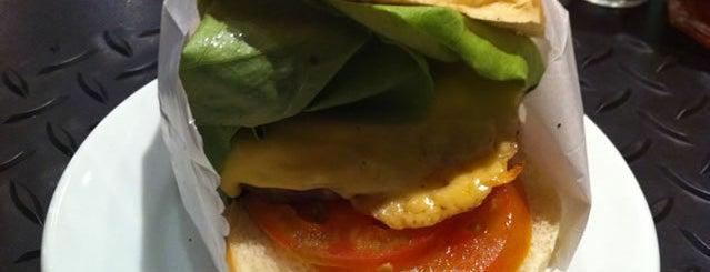 Garage Burger is one of Hamburguerias.