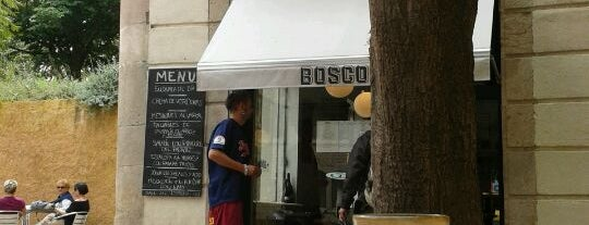 Bosco is one of Terrazas Barcelona.