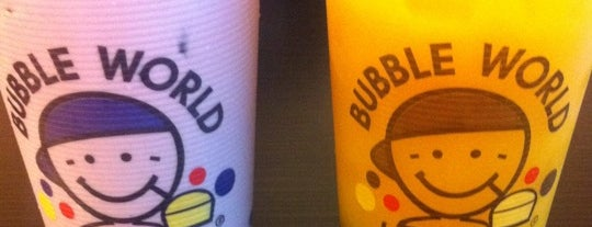 Bubble World is one of Tidbits Vancouver 2.