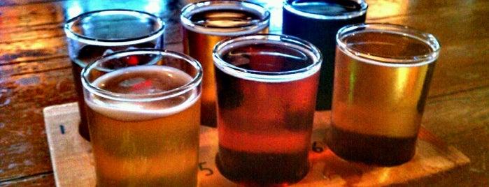Odd Side Ales is one of Beer / RateBeer's Top 100 Brewers [2015].