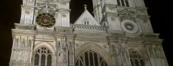 Westminster Abbey is one of World Sites.