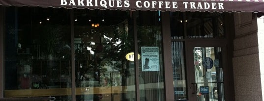 Barriques Coffee Trader is one of Venues To Visit.
