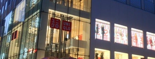 UNIQLO is one of New York: Shop.