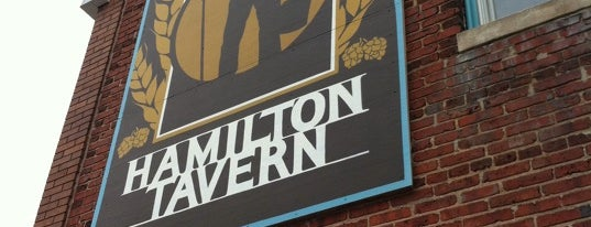 Hamilton Tavern is one of Date Night.