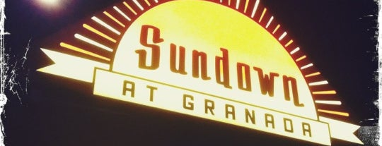 Sundown at Granada is one of The Best of Big D 2012.