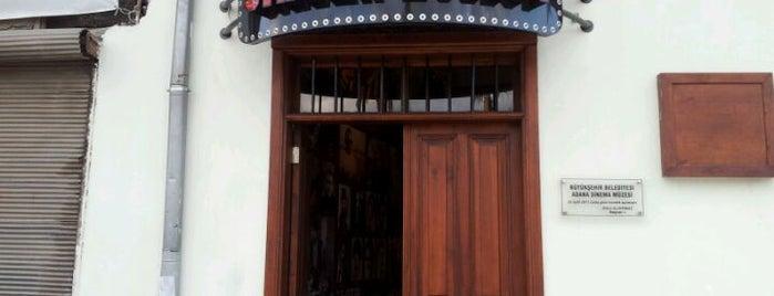 Adana Sinema Müzesi is one of Yakında....