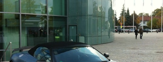 Audi Forum is one of Audi Enthusiast's Must-Do's in Ingolstadt.