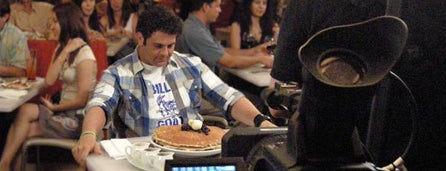 M.A.C. 24/7 is one of Man v Food Nation.