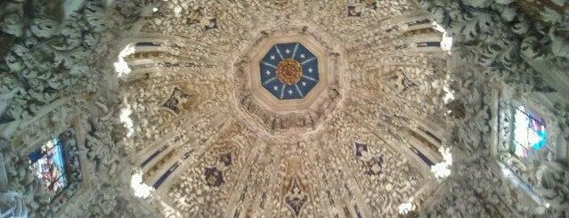 Santuario de la Victoria is one of 101 cosas que ver en Málaga antes de morir.