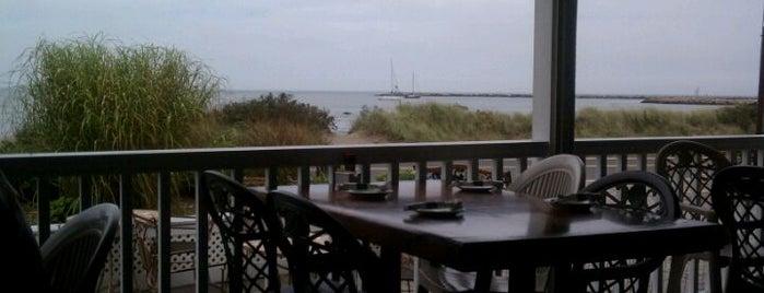 The Beachead is one of Block Island.