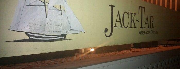Jack-Tar is one of Kids Eat Free.