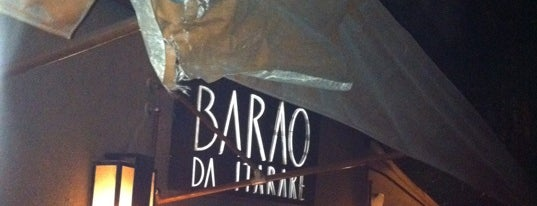 Barão da Itararé is one of Comer e beber.