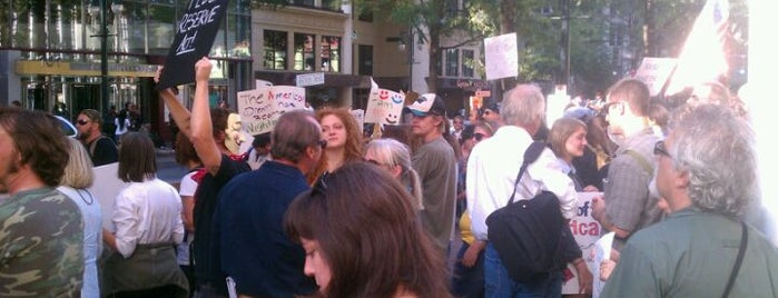 Occupy Charlotte is one of #OccupyAmerica Locations.