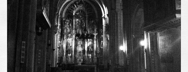 Catedral de Mondoñedo is one of Catedrales de España / Cathedrals of Spain.