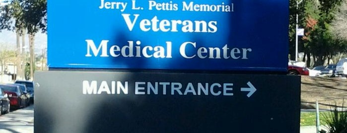 Jerry L. Pettis Memorial VA Medical Center is one of My Most Visited Places!.