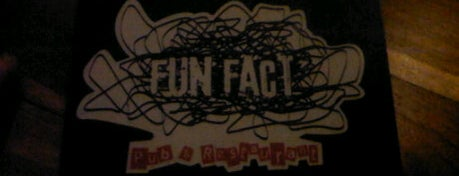 Fun Fact is one of Clubs&Bars FindYourEventInBangkok.