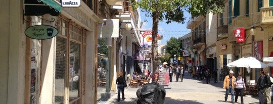 Ledra Caddesi is one of Nicosia Baby.