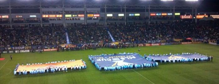 StubHub Center is one of MLS Stadiums.