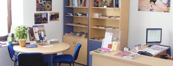 Oficina de Turismo de Benavente is one of Oficinas de Turismo en Municipios asociados.