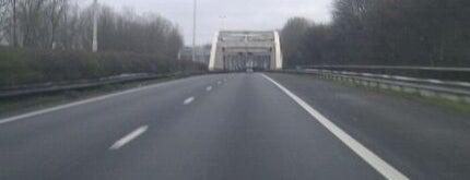 Brug Moordrecht is one of Bridges in the Netherlands.