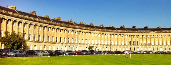 The Royal Crescent Hotel is one of Bucket List Places.