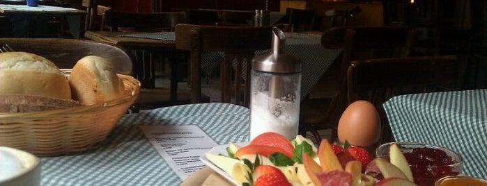Böse Buben Bar is one of Berlin - It's time for brunch.