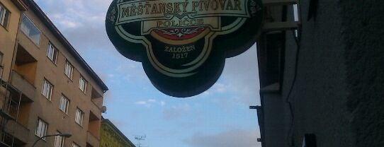 Pivnice U Míče is one of Třetí pípa v Brně (pivnirecenze.cz).