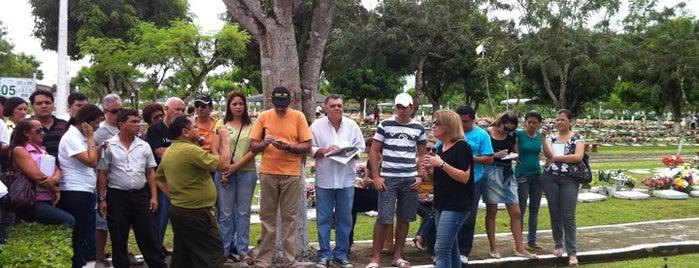 Cemitério Parque Recanto da Saudade is one of MY FAVORITE PLACES.