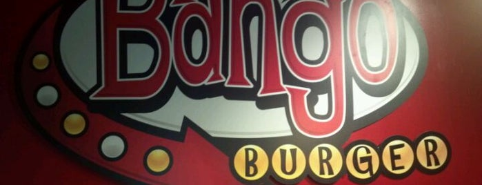 Bango Burgers is one of Top picks for Burger Joints.