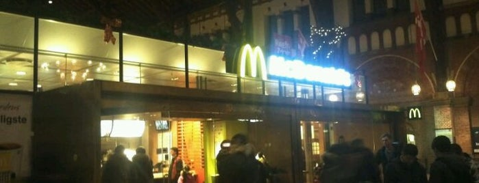 McDonald's is one of Copenhagen.
