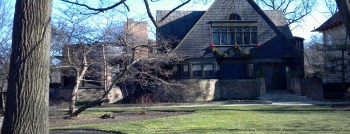 Frank Lloyd Wright Home and Studio is one of Sufjan Steven's Illinois.