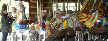 A Guide To NYC's Carousels