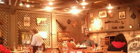 Cracker Barrel Old Country Store is one of My list.
