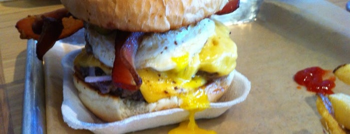 The Company Burger is one of Best Burgers Around the Country.