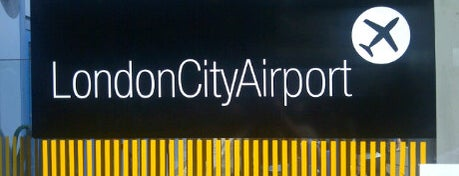 Aeroporto da Cidade de Londres (LCY) is one of Free WiFi Airports.