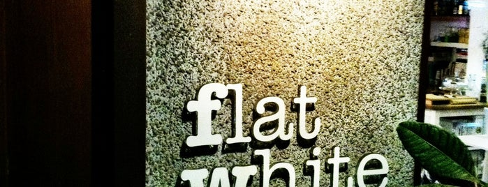 Flat White Café is one of Best Café-by咖啡事典.