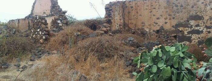Casa Pirata Amaro Pargo is one of Trulenque. Sitios curiosos de Tenerife.