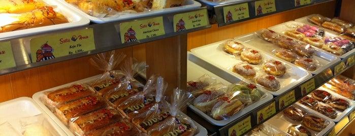 Swiss House Bakery is one of tempat ngemil favorite.